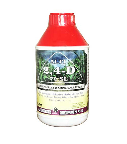 efficient herbicide (ALTI 2,4-D)
