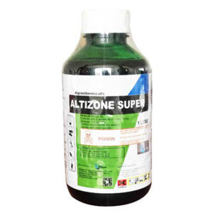 efficient herbicide (ALTIZONE SUPER)