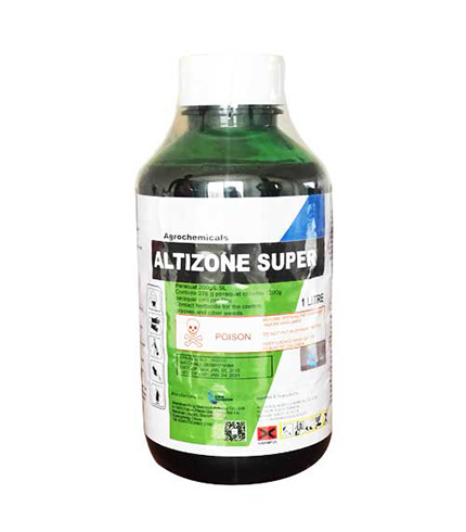 efficient herbicide (ALTIZONE SUPER)