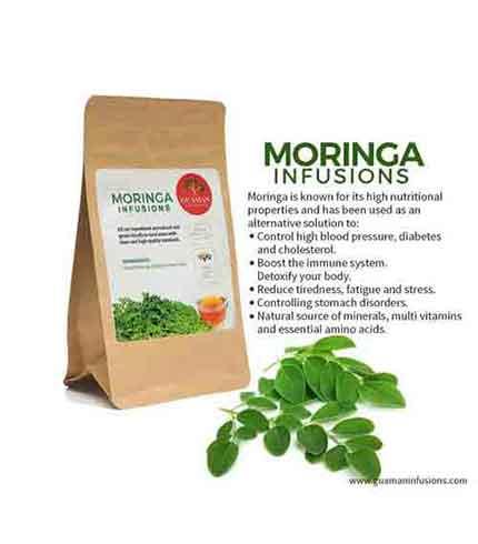 Moringa infusion