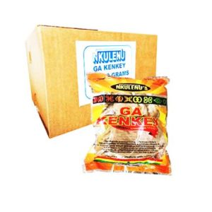 Ga kenkey from Nkulenu
