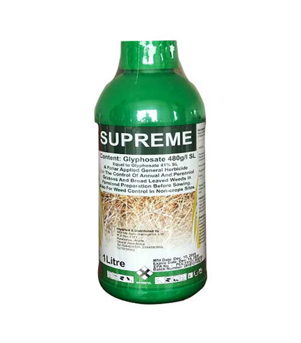 efficient herbicide (SUPREME)