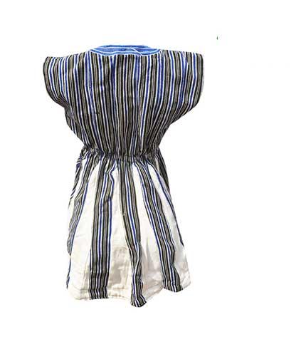 100 percent handmade ladies smock (fugu) top.