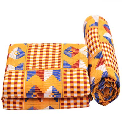 kente cloth - nanaba design