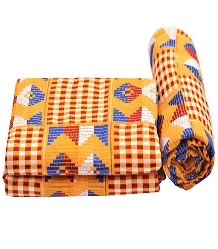 kente cloth - nanaba design