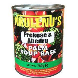 palm soup base wit prekese