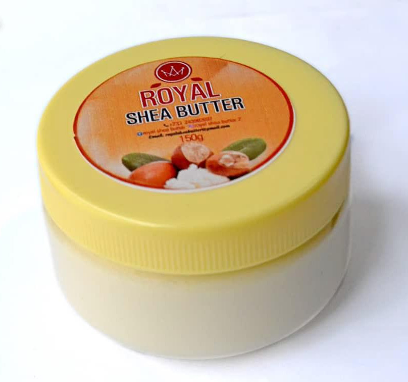 Royal shea butter