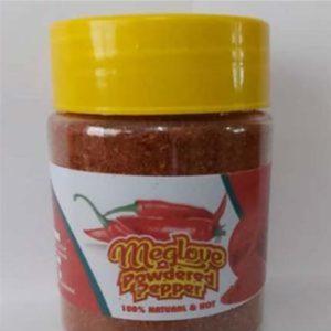Powdered pepper