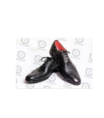 Black Executive Leather Shoes