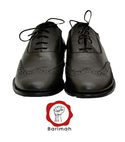Black Classy Leather Shoes