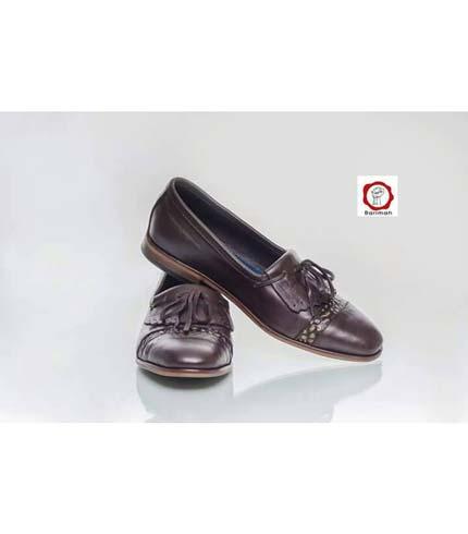 Brown Tassel Shoe