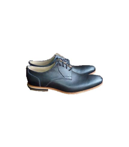 Black Executive Leather Shoe