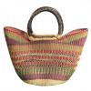 Hand Woven Bag - Multicoloured