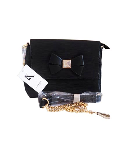 Black Classy Ladies Handbag