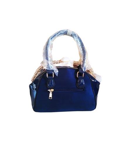 Blue Ladies Handbag