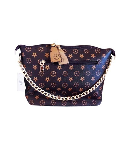 Brown Designer Ladies Handbag