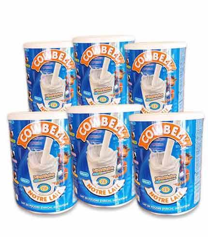 Cowbell Tin Powdered Milk