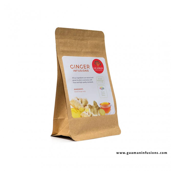 Ginger infusion