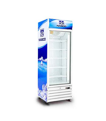high quality NASCO 275LTR DISPLAY FRIDGE