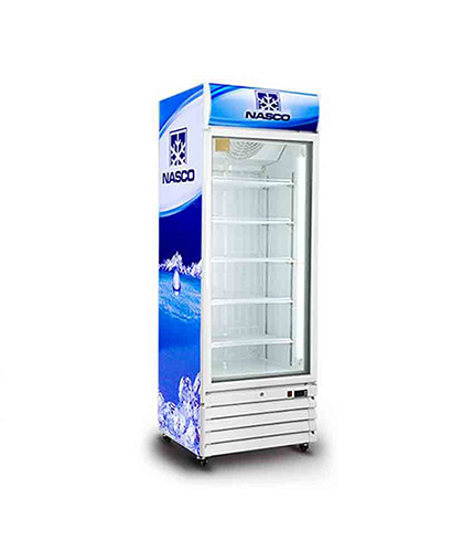 high quality NASCO 350LTR DISPLAY FRIDGE