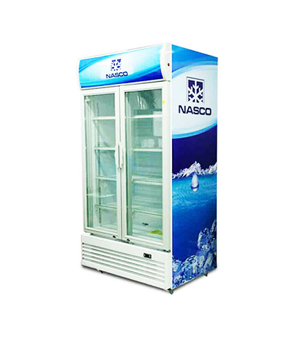 high quality NASCO 750LTR DISPLAY FRIDGE