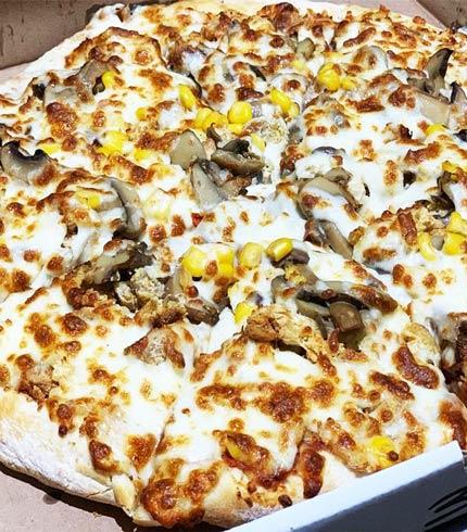 Papa's Pizza- Chicken Supreme Pizza