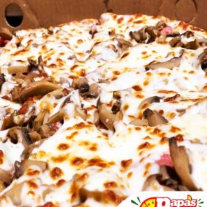 favorite Papa's Pizza- Deluxe