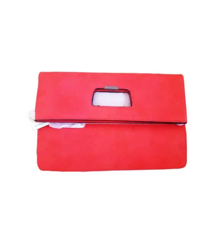 Red Ladies Purse