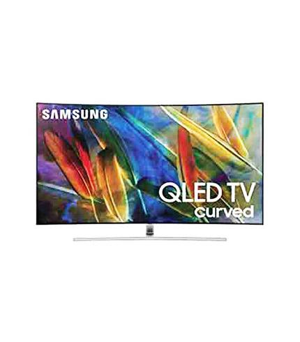 SAMSUNG 75″ CURVE Q-LED TV