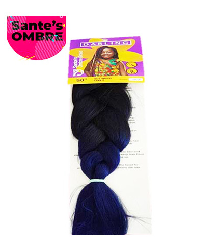 Classic Made in Ghana Sante's Hair
