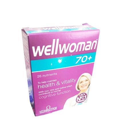 WELLWOMAN-70+