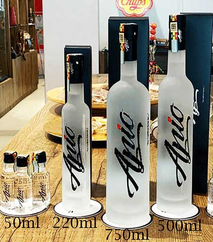Apio - premium distilled palm wine