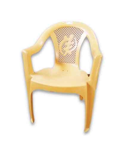 Gye nyame plastic chair