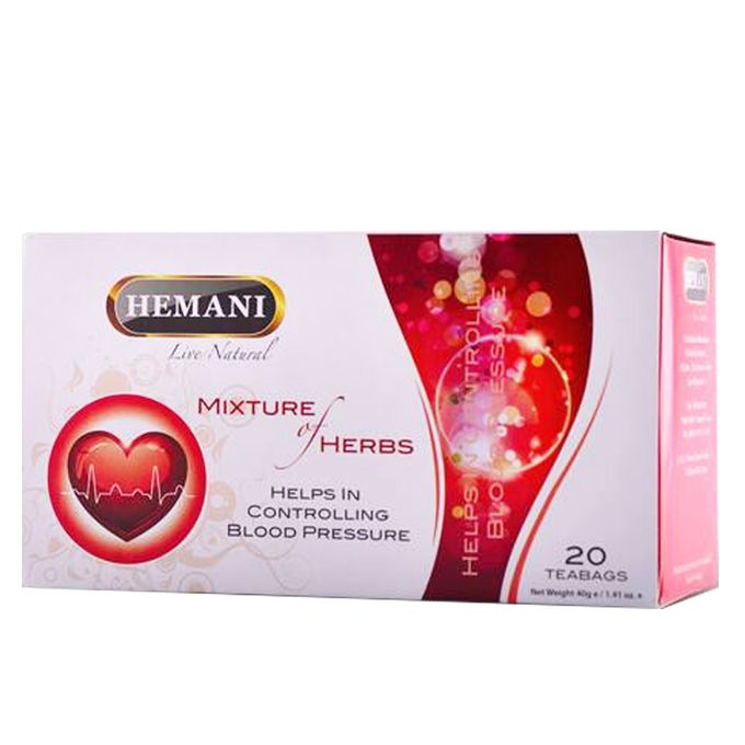 Hemani Live Natural Mixture of Herbs Tea