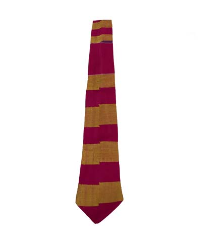 Necktie - Violet & Brown