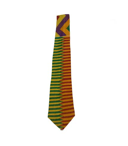 Necktie - Kente Design