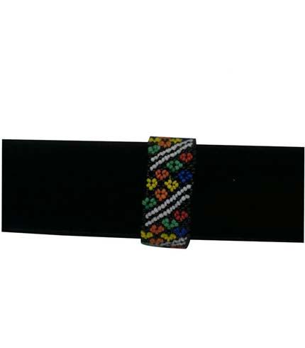 African Beaded Bracelet - Multicoloured