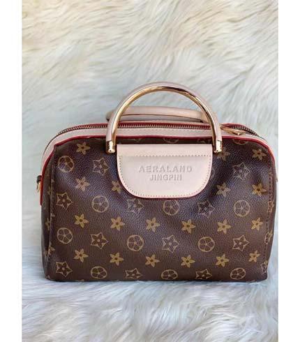 Designer Ladies Bag - Brown