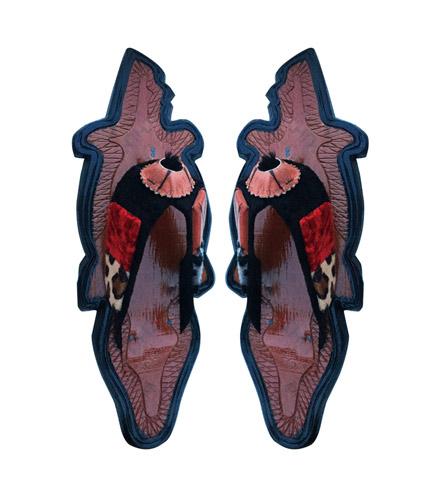 Ahenema - Crocodile Design