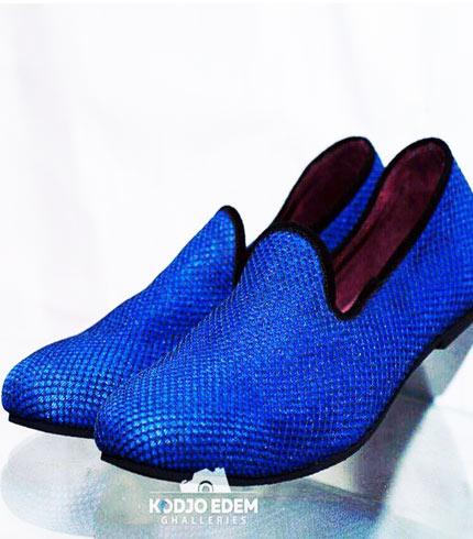 ASPA Classic Footwear - Blue