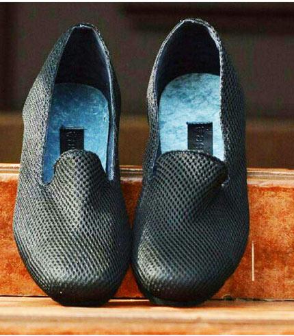 ASPA Classic Footwear - Black
