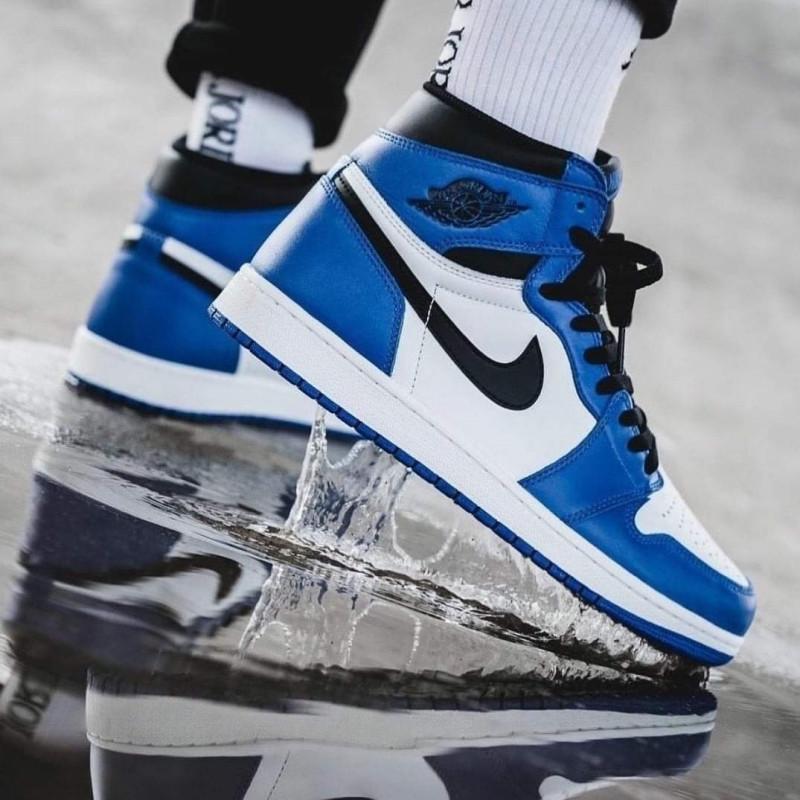 Air Jordan 1 - Blue