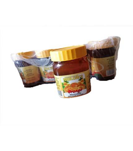 Nkulenu's Orange Marmalade