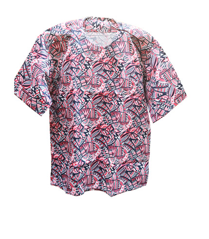 Design African Print Shirt