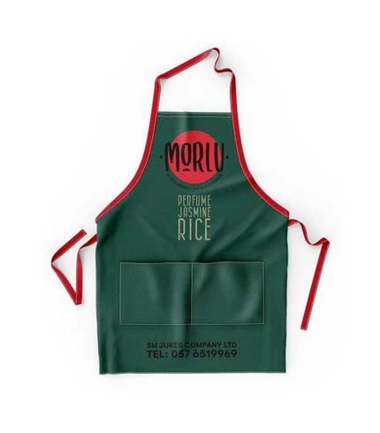 Morlu Apron - Green
