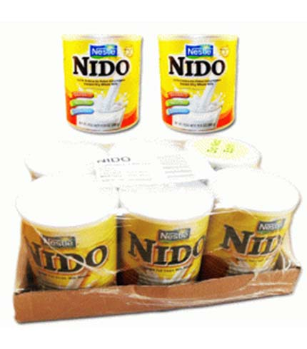 Nido Tin 400g Instant Full Cream Milk Powder