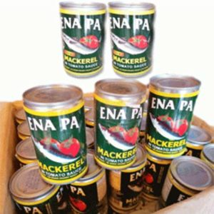 Ena Pa Mackerel- 155grams