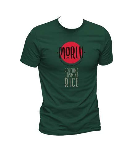 Morlu T-Shirt - Green