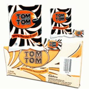 TomTom Menthol Flavoured Candy (180g)