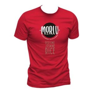 Morlu T-Shirt - Red